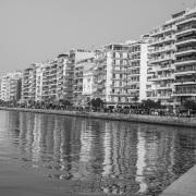 Port de Thessalonique