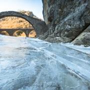 Pont de pierre dans les Zagoria