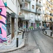 Les tags font fureur, Thessalonique