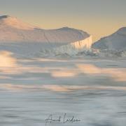 Mouvements de glace, Baie de Disco