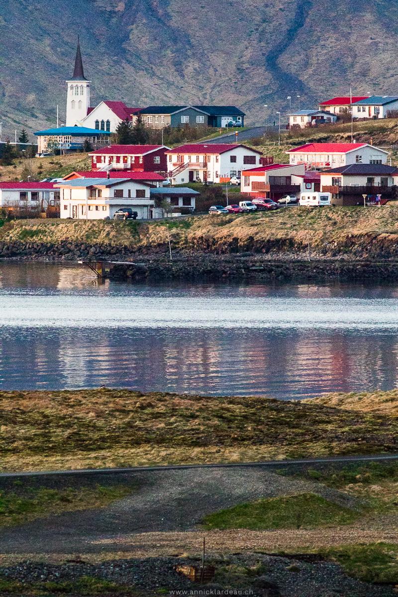 Village, Péninsule de Snæfellsnes