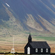 Eglise, Péninsule de Snæfellsnes