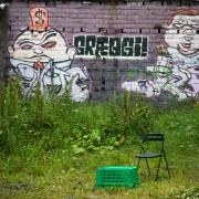 Reykjavik: graffitis