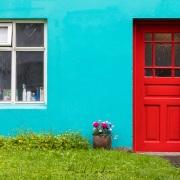 Reykjavik: une ville colorée