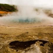 Sources chaudes, Geysir