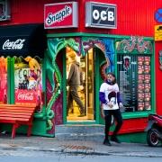Reykjavik: scène de rue