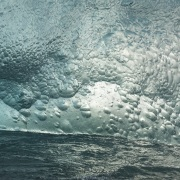 détail d'iceberg