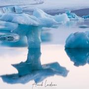 Icebergs, Jökulsárlón