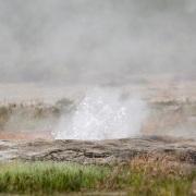 Zone géothermale de Geysir