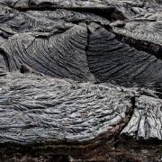 Volcan  Geldingadalir: détail de lave