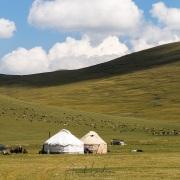 Plateau de Son Kul: vie nomade