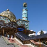 Naryn: mosquée