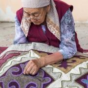 Fabrication des tapis en feutre