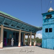 Karakol: Mosquée construite par les chinois