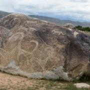 Site de pétroglyphes de Cholpon-Ata
