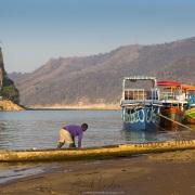 Au fil de la Tsiribihina: juste avant de lever le camp