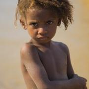 Enfant malgache