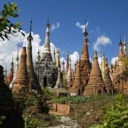 Site de Shwe Inn Tain
