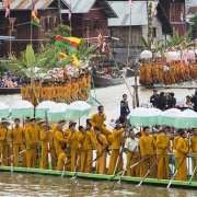 Lac Inle: Festival