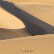 Swakopmund: Dunes de sable fin