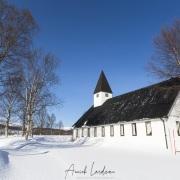 Eglise, Senja, Norvège