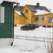 Maisons traditionnelles norvégiennes