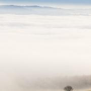 Ambiance automnale au pied du Jura