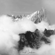 Première neige sur les Alpes valaisannes