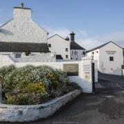 Fabrique de wisky, Bowmore, Islay