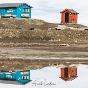 Cabanes à  Longyearbean