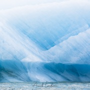 Iceberg: glace bleue