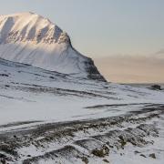 A proximité de Longyearbyen