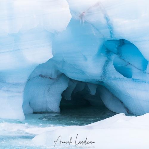 Iceberg: détail