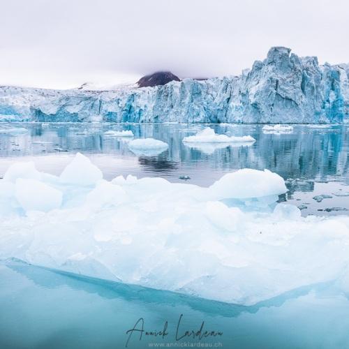 Front de glacier