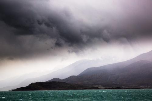Journée de tempête