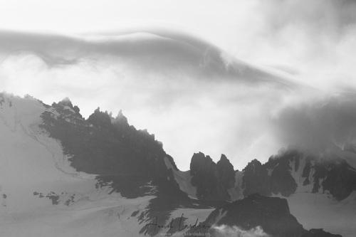 Paysage montagneux