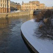 Stockholm: vieille ville
