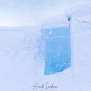 Hôtel de glace: détail