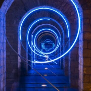 Lausanne: illuminations de noel
