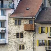 Vieille ville de Moudon, Vaud