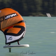 Grisons: Sport nautique, lac de Sivaplana