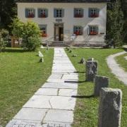 Grisons: Maison de Nietzsche à Sils-Maria