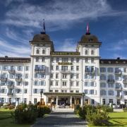 Grisons: Grand Hotel des Bains de Saint-Moritz