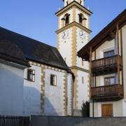 Grisons: Village de Celerina