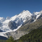 Grisons: Piz Bernina & Co