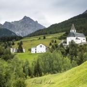 Grisons: Eglise de Fontana Tarasp