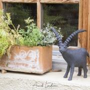 Grisons: Céramique dans le village de Guarda