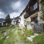 Grisons: Village de Guarda