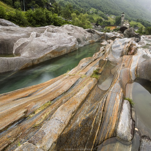 Val Verzasca, Tessin