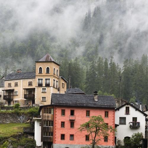 Village de Fusio, Tessin